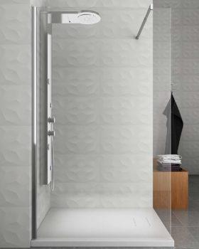 colonna pannello doccia idromassaggio arredo bagno