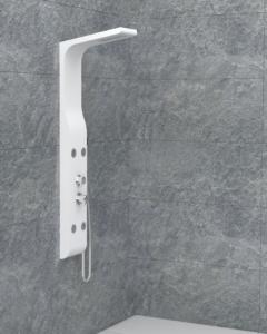 colonna doccia idromassaggio denoiser bianco