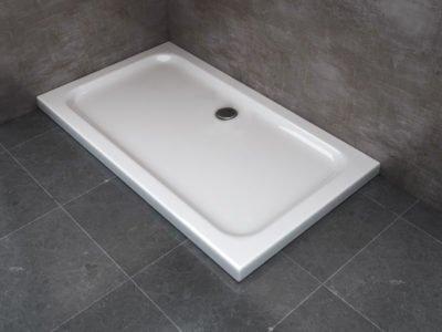 piatto box doccia bianco rettangolare arredo bagno