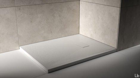 Piatto doccia in vetroresina colore bianco